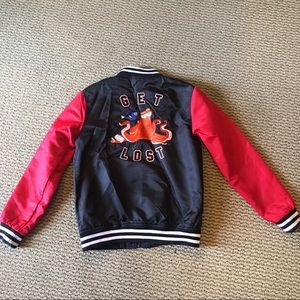 Boys Nemo bomber jacket